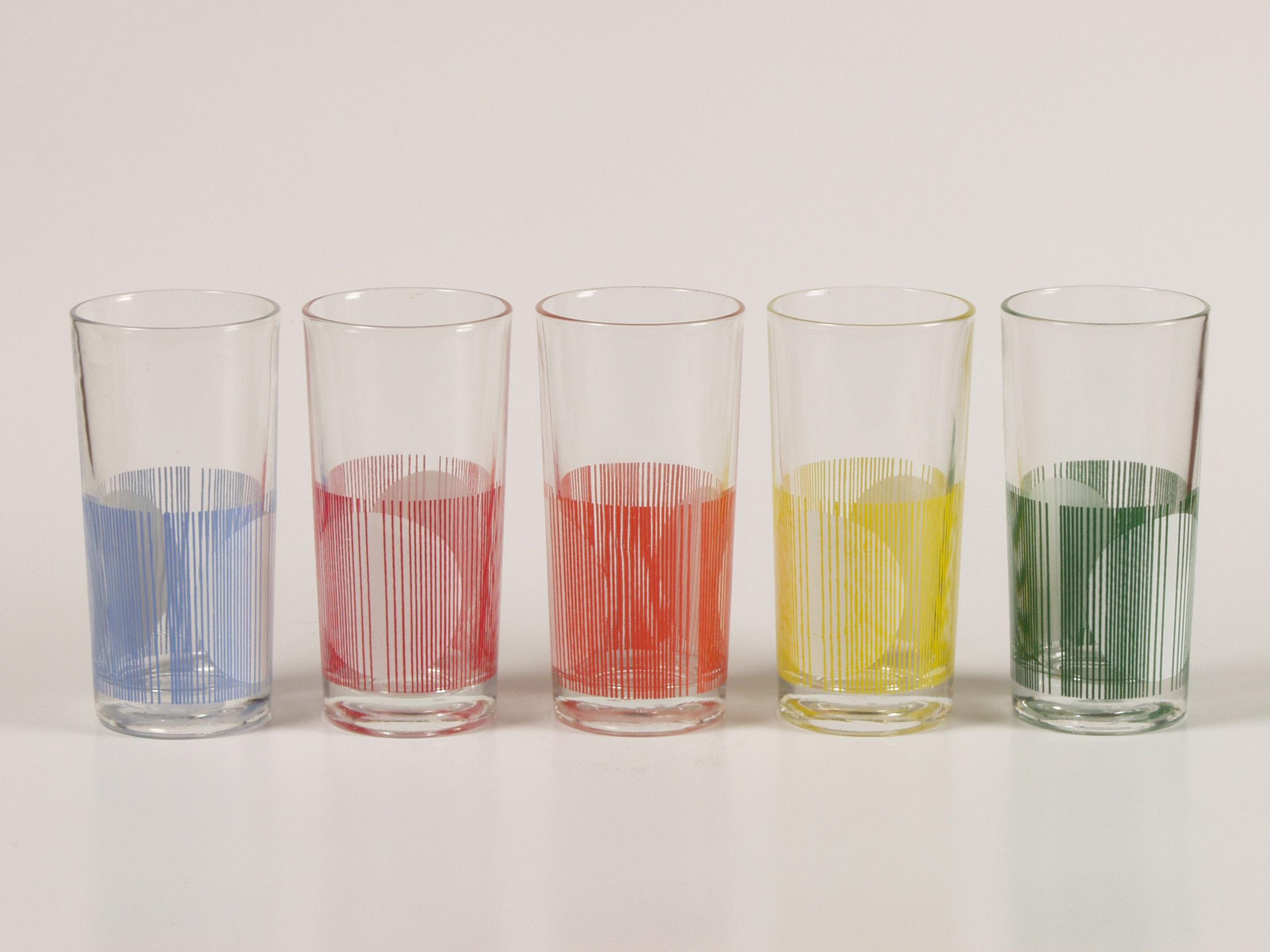 07 bicchiere cilindrico for Serigrafia bicchieri