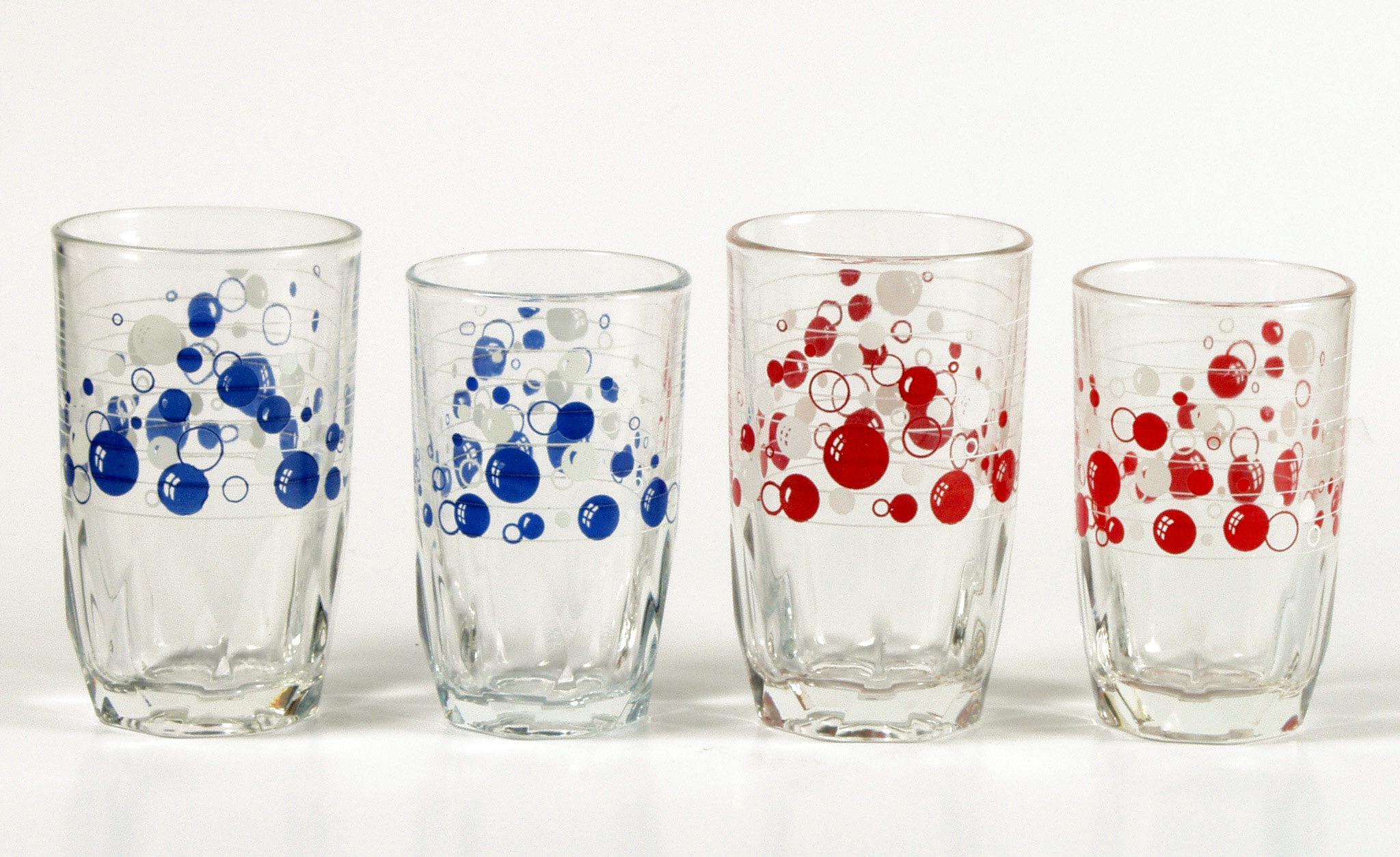 11 bicchieri particolari